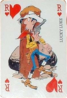 Lucky Luke -= Univers du jeu